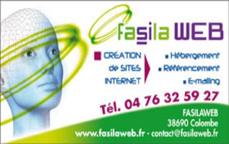 Création de l'agence fasilaweb