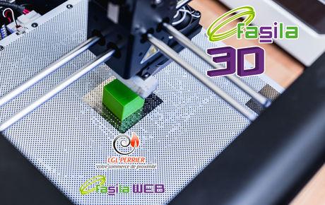 Imprimez vos idées en 3D !