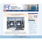 Fermitech, portes industrielles