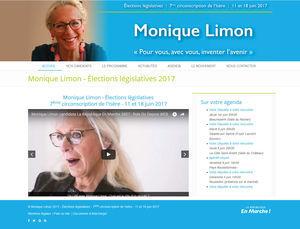 Monique Limon - Élections législatives 2017 - 7ème circonscription Isère