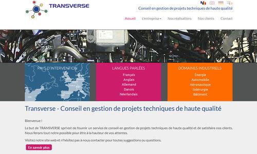 Transverse Conseil en gestion de projets techniques de haute qualité