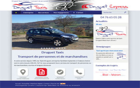Taxis Druguet