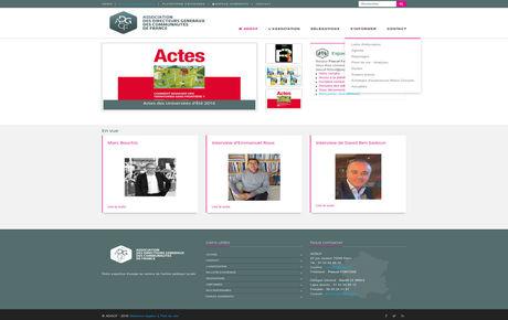 ADGCF - Association de Directeurs Généraux