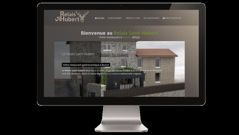 Le Relais Saint-Hubert, restaurant en Isère