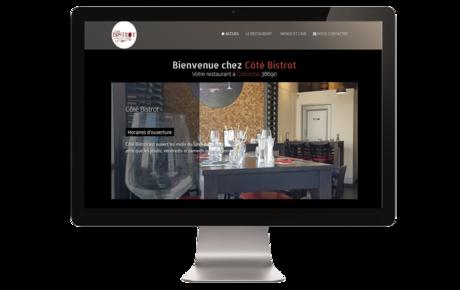 Côté Bistrot, restaurant à Colombe