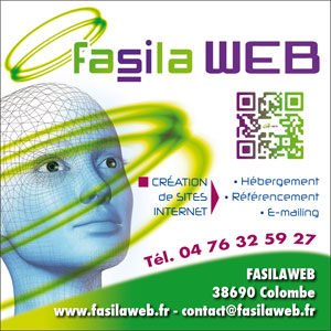 Contacter Fasilaweb - Agence Web Isère